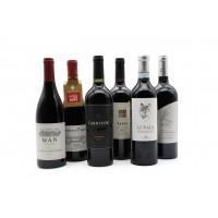 COLIS N°11 – Caisse Bois - Coffrets 6 bouteilles _ Le Monde en Bouteilles