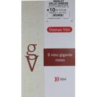 Cubi de Merlot - Veneto 10 L