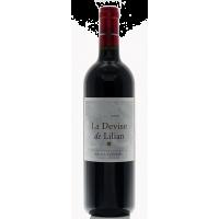 La Devise de Lilian - 2ème vin du Château Lilian Ladouys