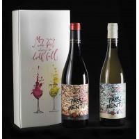 COLIS N°3 - Coffret 2 bouteilles