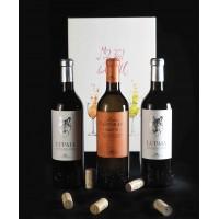 COLIS N°5 - Coffret 3 bouteilles