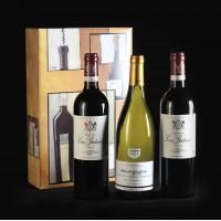 COLIS N°6 - Coffret 3 bouteilles